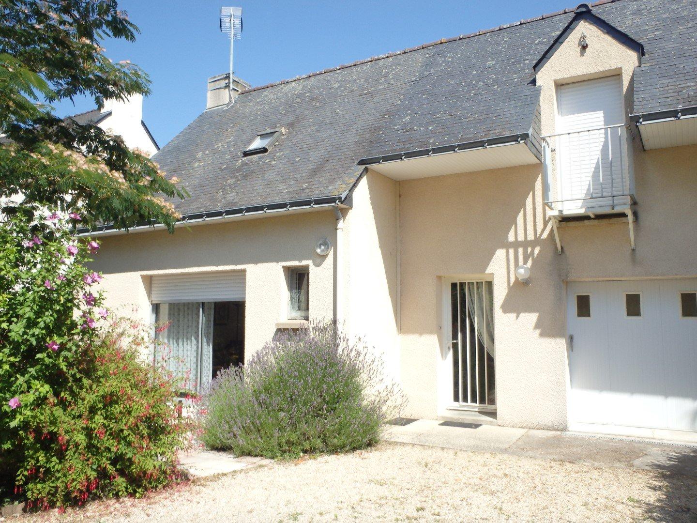 Maison louer damgan maison avec jardin clos pour 5 - Maison a louer avec jardin wasquehal dijon ...