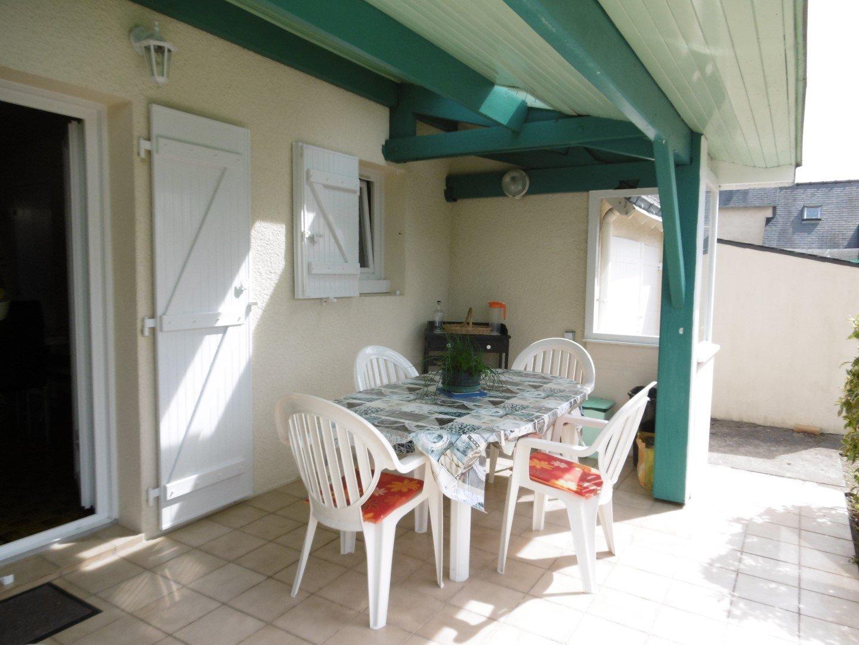 Maison à louer à Damgan Maison 2 chambres avec garage et jardin