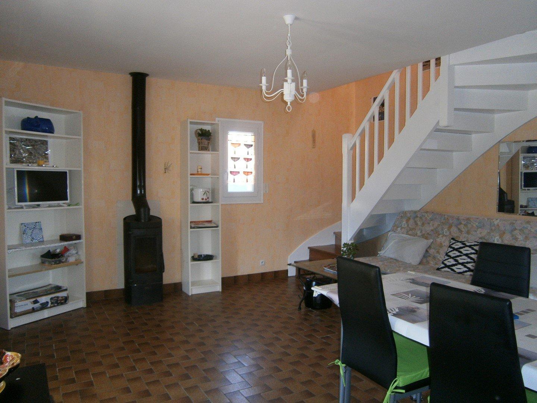 Maison louer damgan maison 2 chambres avec garage et - Maison a louer avec jardin wasquehal dijon ...