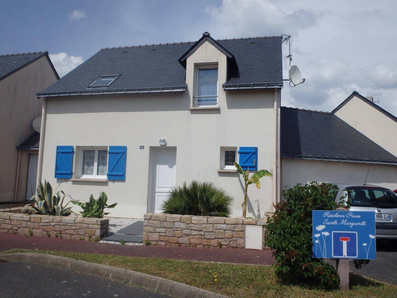 Maison à louer à Damgan Situation idéale pour cette maison, accès au centre de Damgan