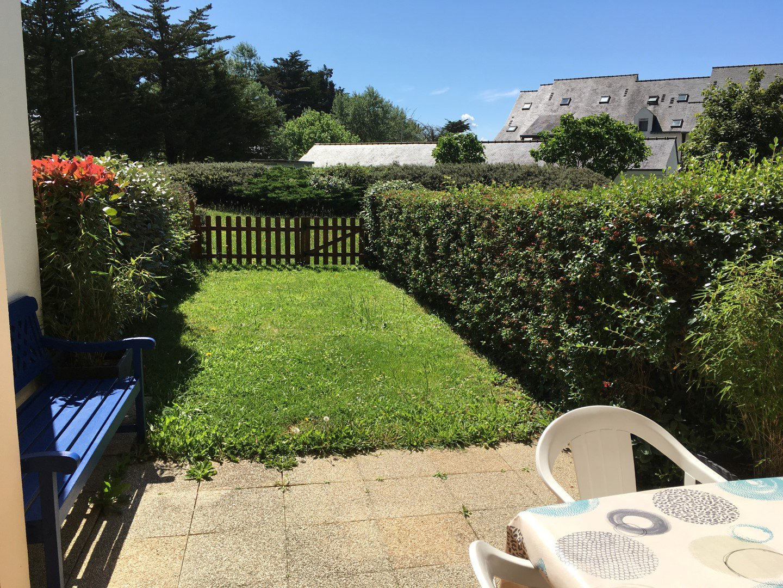 Appartement à louer à Damgan Appartement T2 terrasse et jardinet