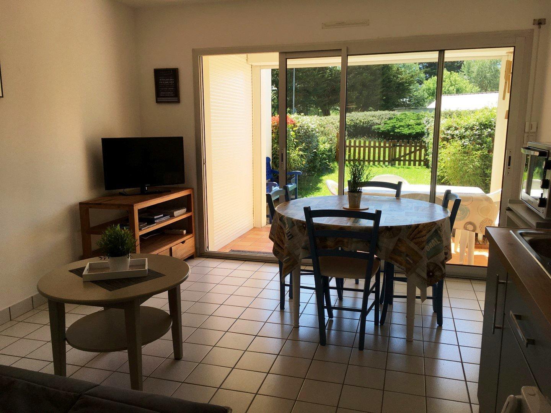 Appartement à louer à Damgan Appartement 1 chambre terrasse et jardinet