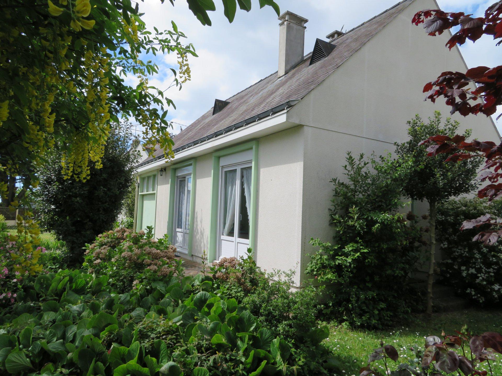 Maison à louer à Damgan Entre Damgan et Pénerf maison avec jardin 2 chambres