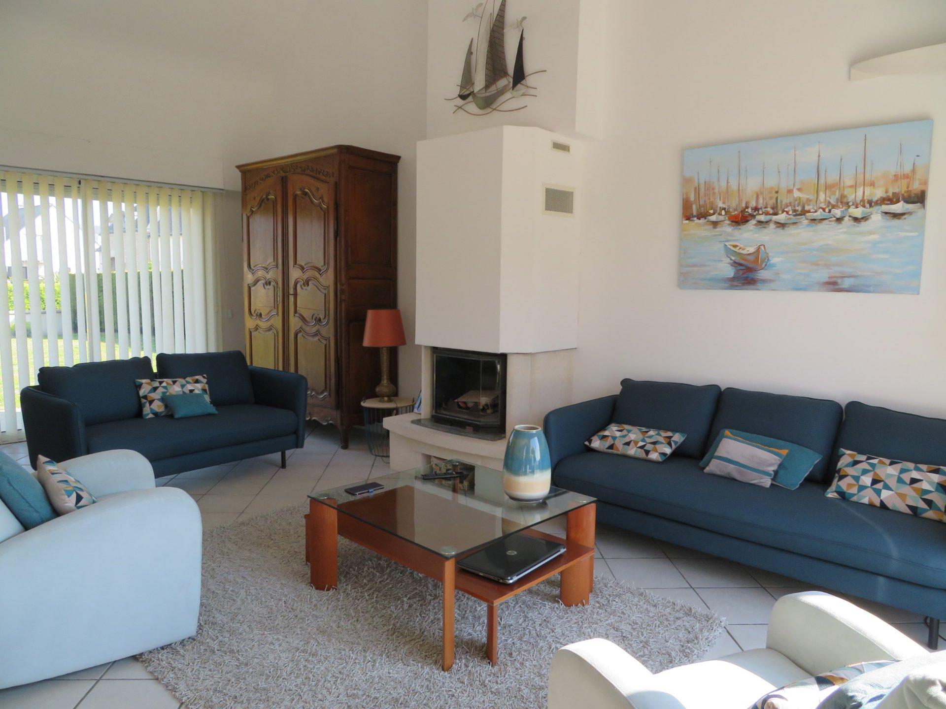 Maison à louer à Damgan Location de vacances pour 7 Personnes à Damgan