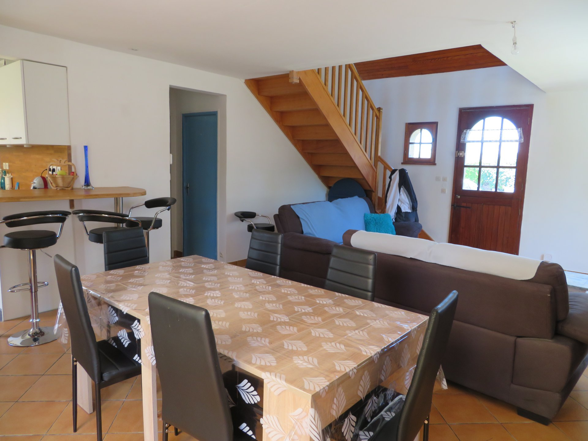 Maison à louer à Damgan Maison pour 6 personnes à 700m de la grande plage de Kervoyal