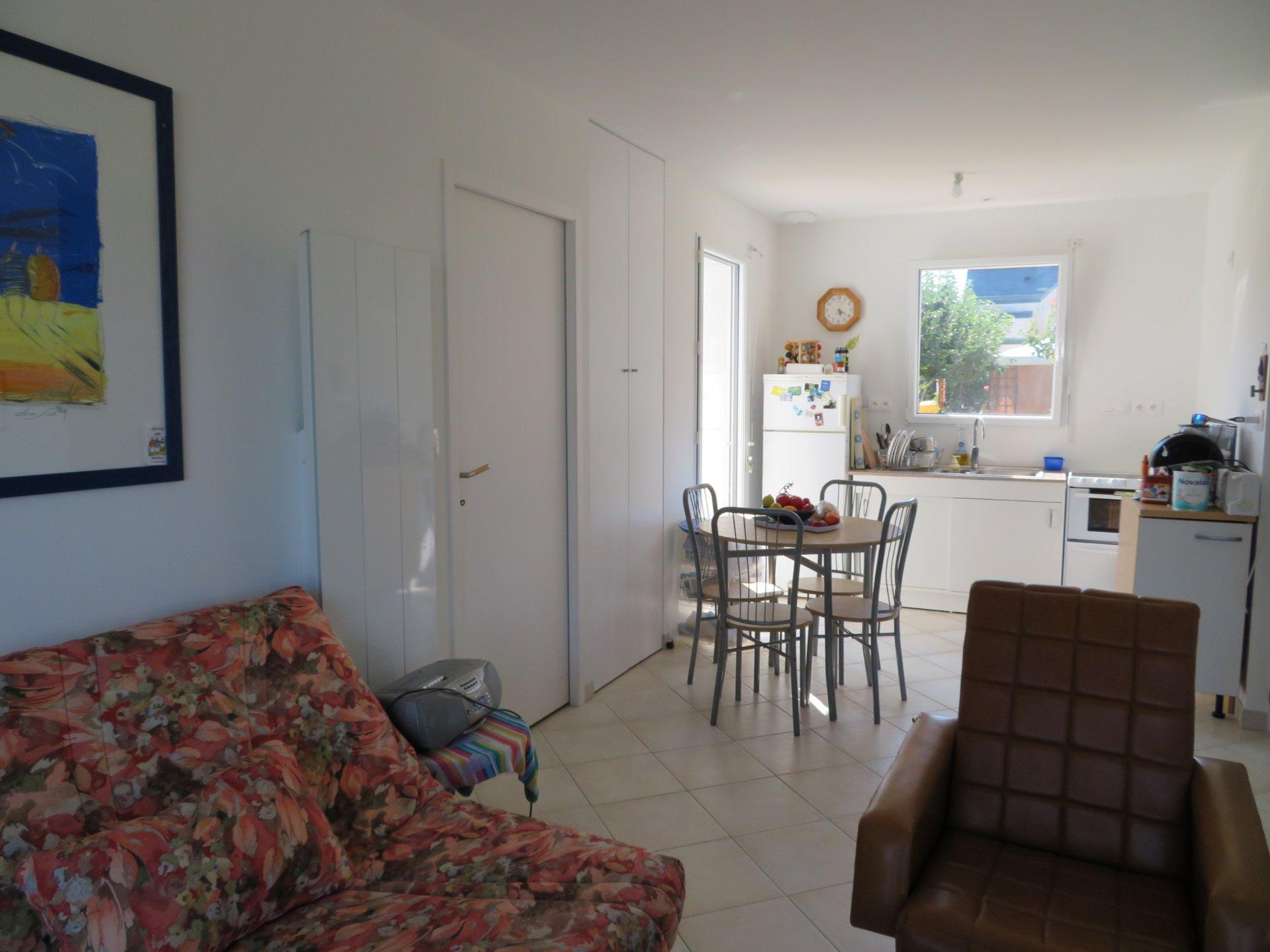 Maison à louer à Damgan Maison pour 6 personnes proche de la petite plage de Kervoyal
