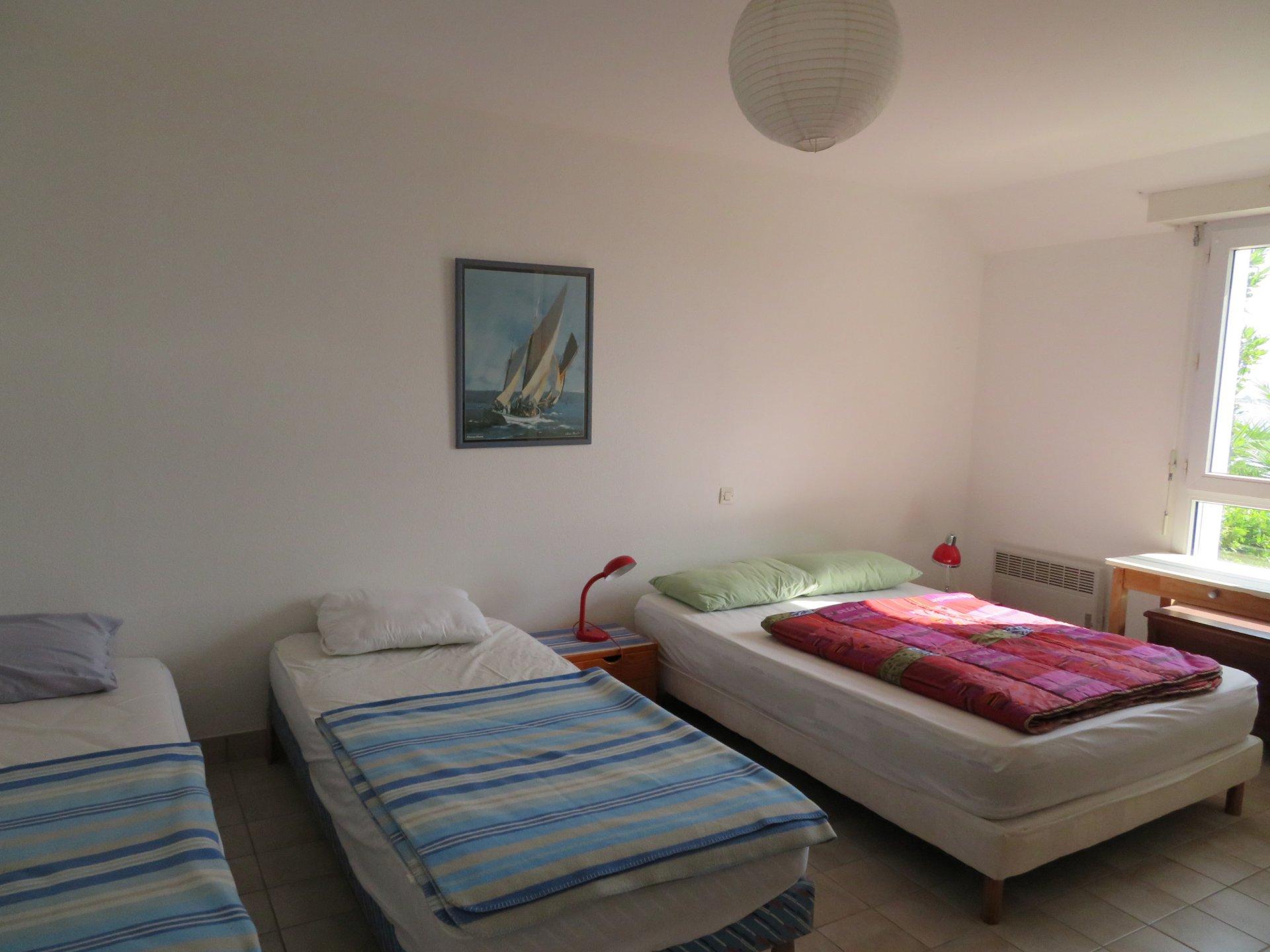 Maison à louer à Damgan Appartement avec accès direct à la mer