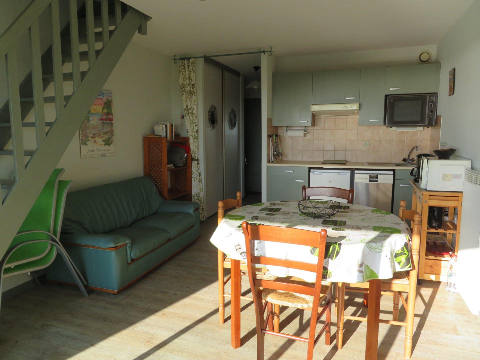 Appartement à louer à Damgan Appartement à 80m de la mer