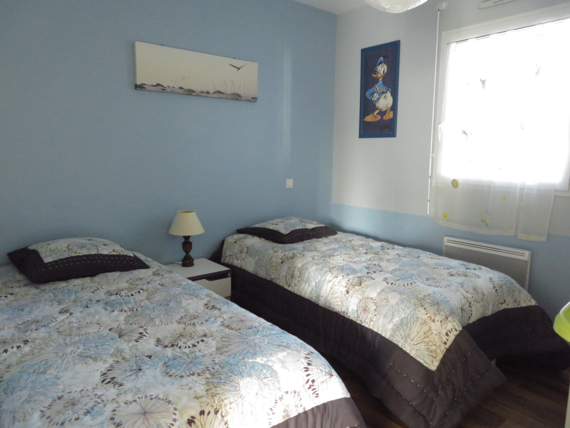 Appartement à louer à Damgan  Appartement 4 personnes à 700m de la mer