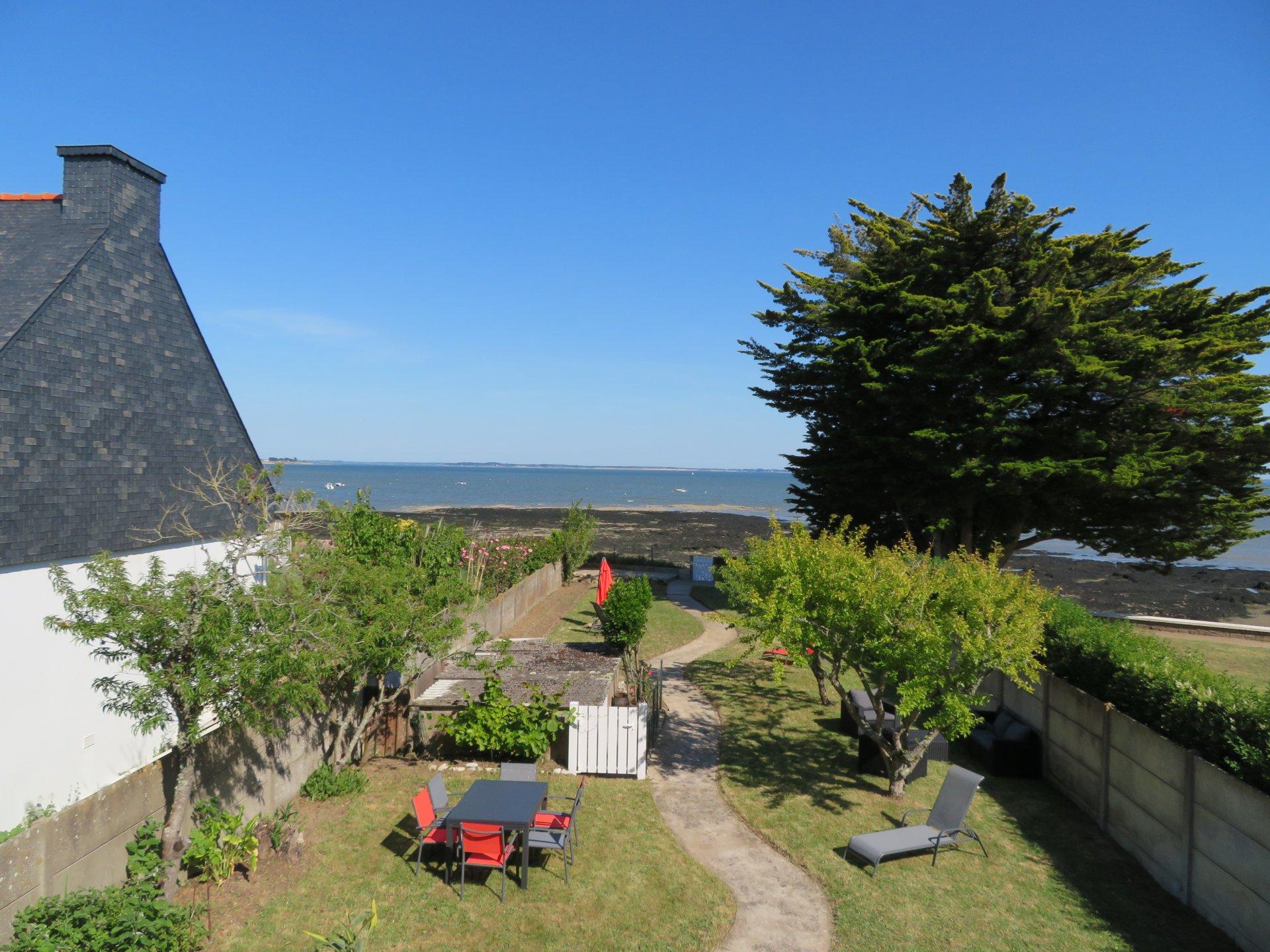 Maison à louer à Damgan Maison avec accès direct mer Damgan