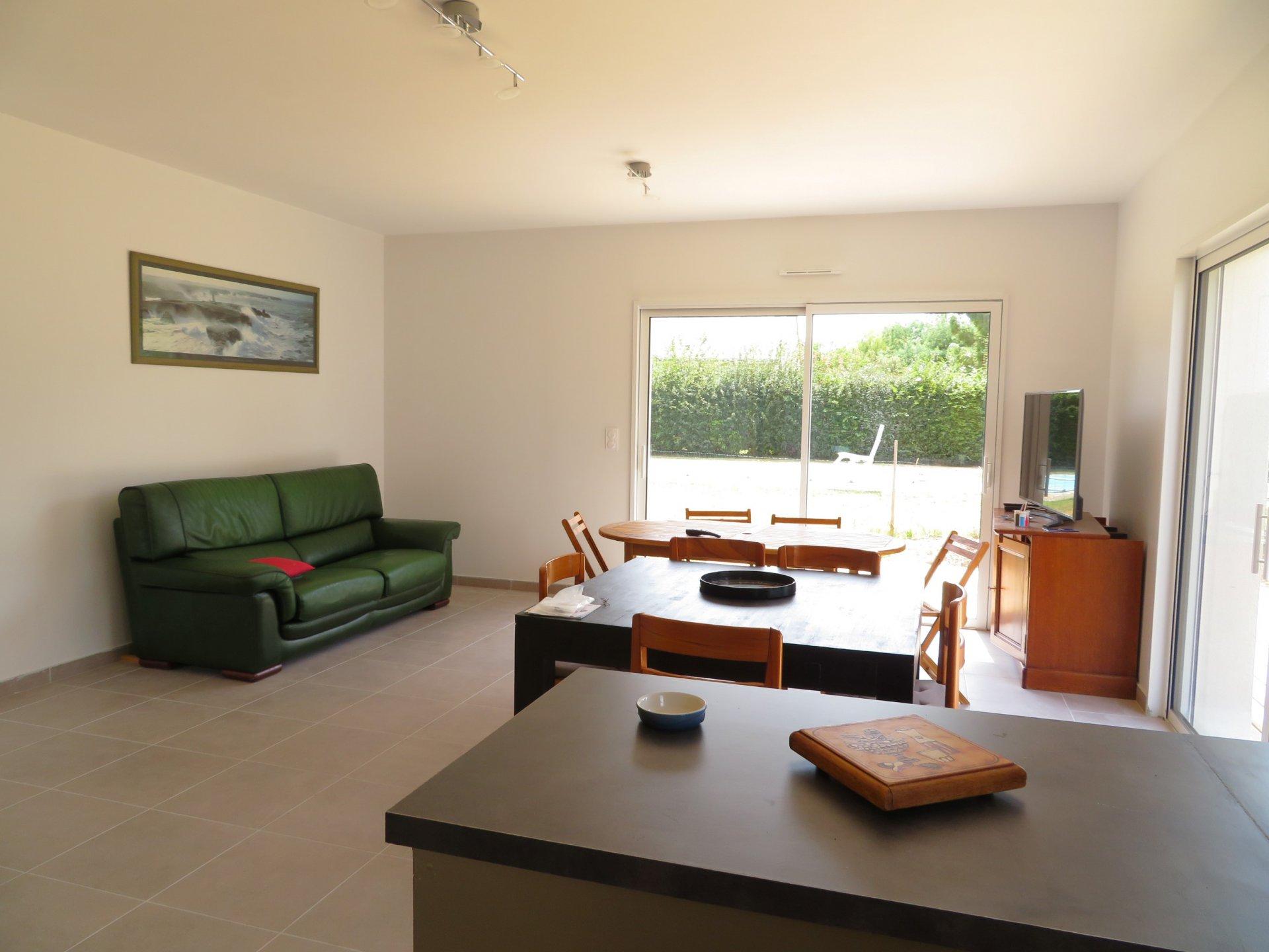 Maison à louer à Damgan Location vacances pour 6 personnes