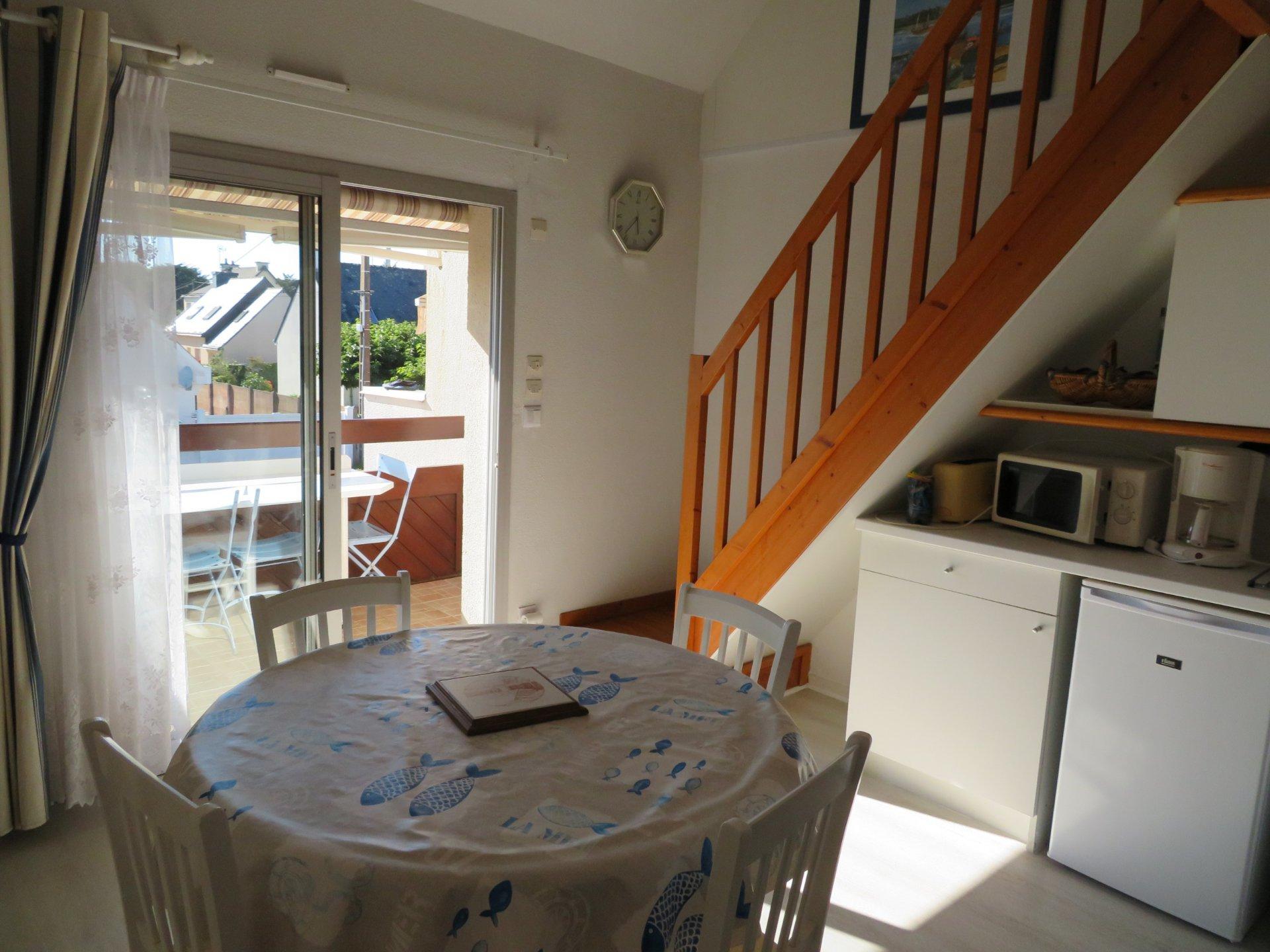 Appartement à louer à Damgan Appartement situé à 80m de la plage