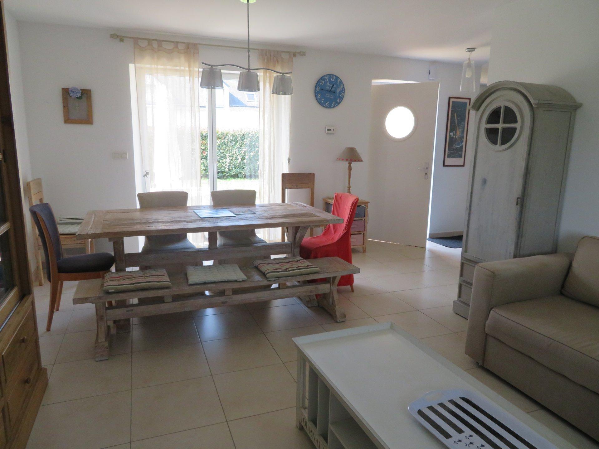 Maison à louer à Damgan Pénerf - Location de vacances pour 6 personnes