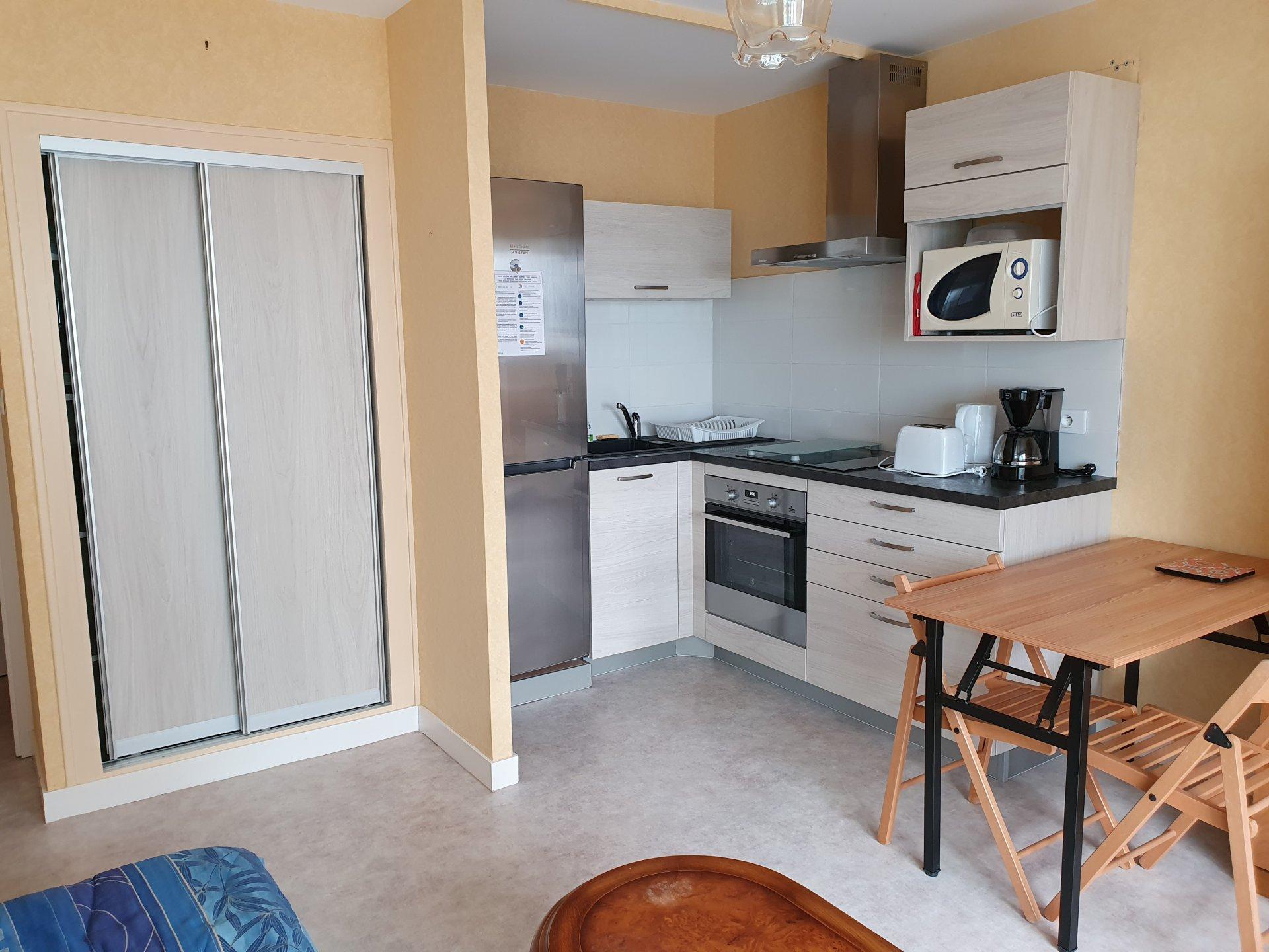 Appartement à louer à Damgan Appartement T2 avec vue sur mer