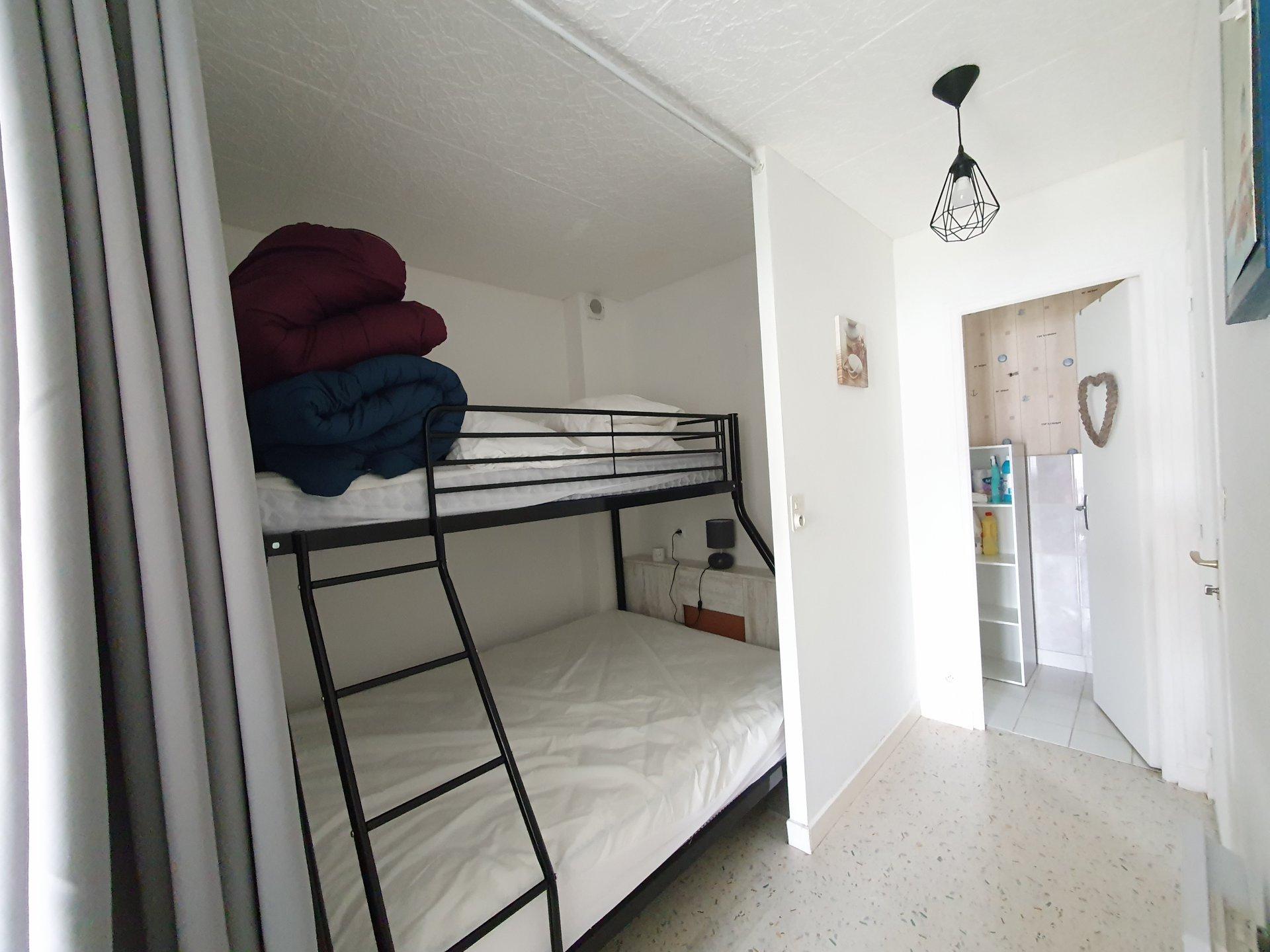 Appartement à louer à Damgan Studio situé à 500m de la mer