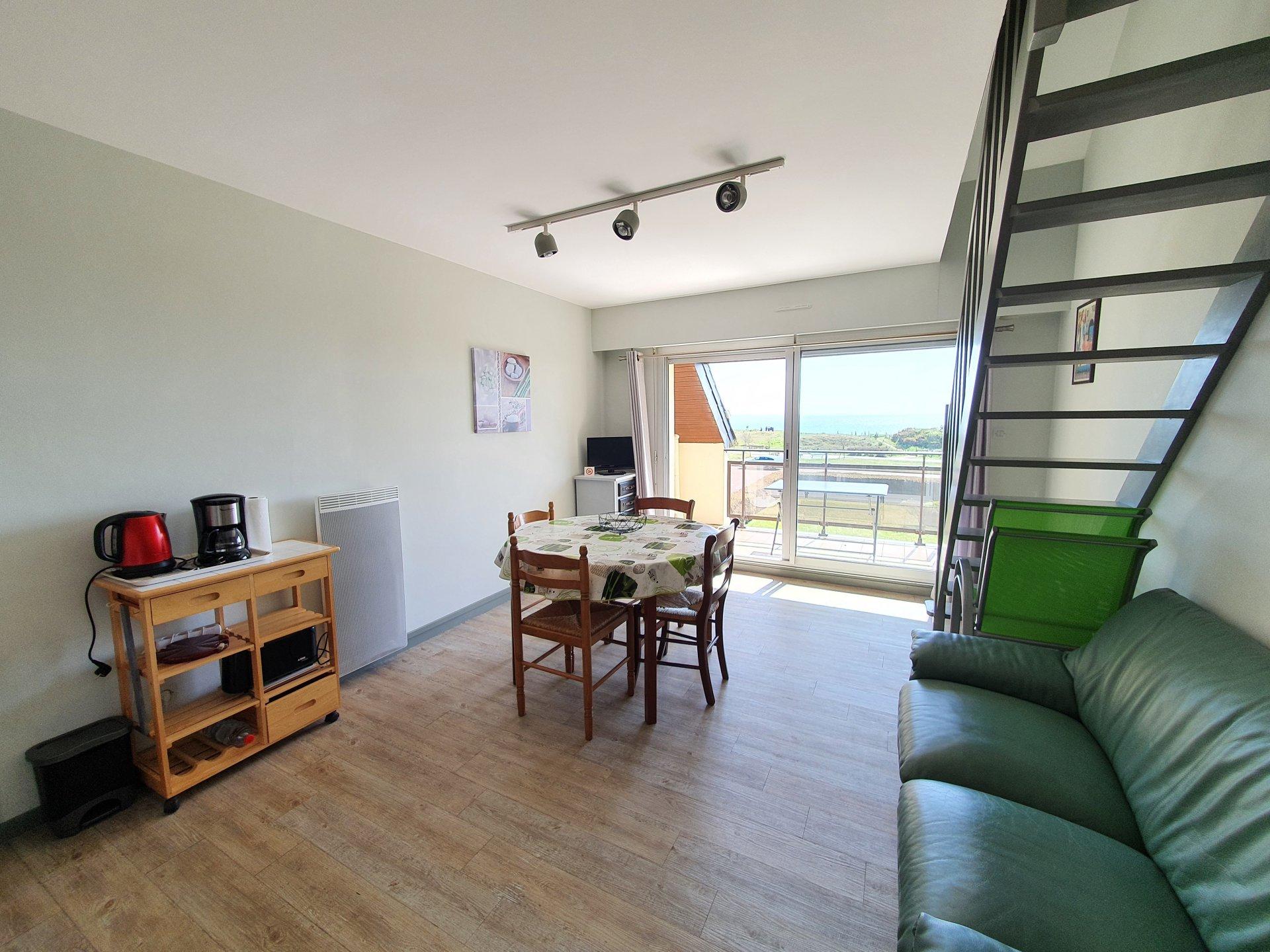 Appartement à louer à Damgan Vue sur mer - Appartement T3