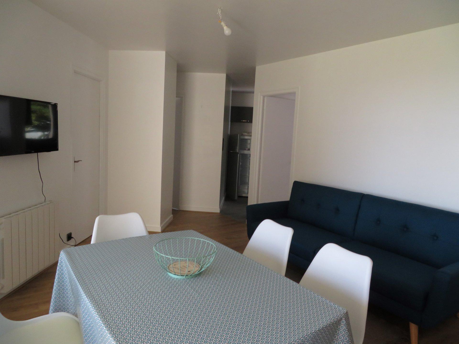 Appartement à louer à Damgan Appartement T4 avec vue mer