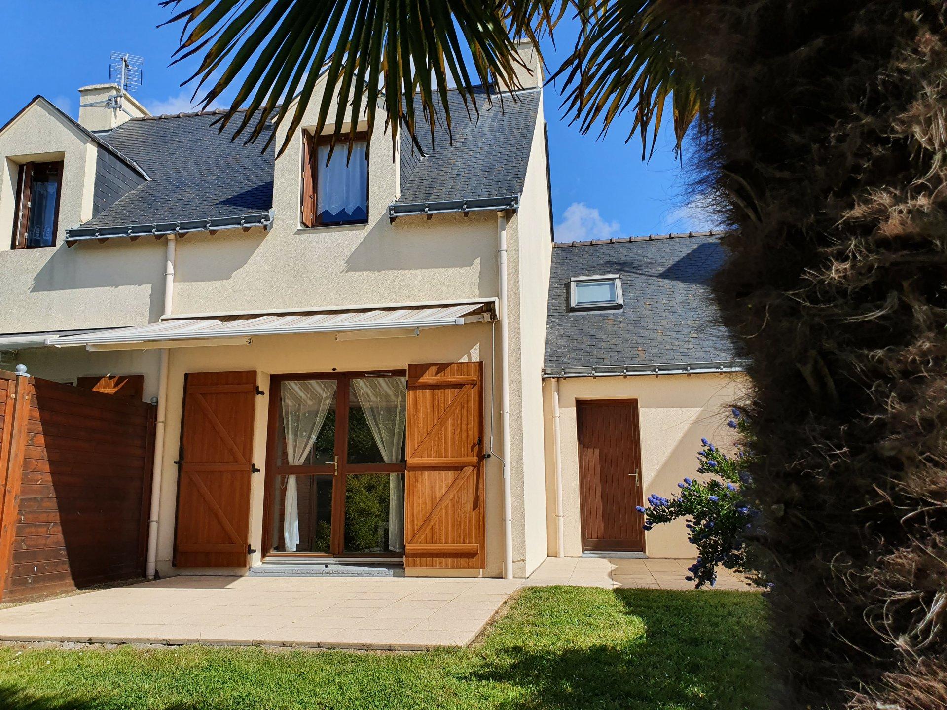 Maison à louer à Damgan  Maison pour 4 personnes à 80m de la mer