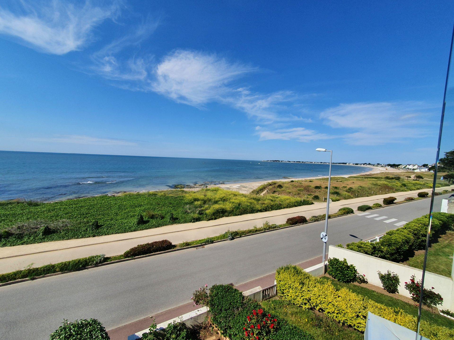 Appartement à louer à Damgan Appartement T2 avec vue sur mer situé à 200m des commerces