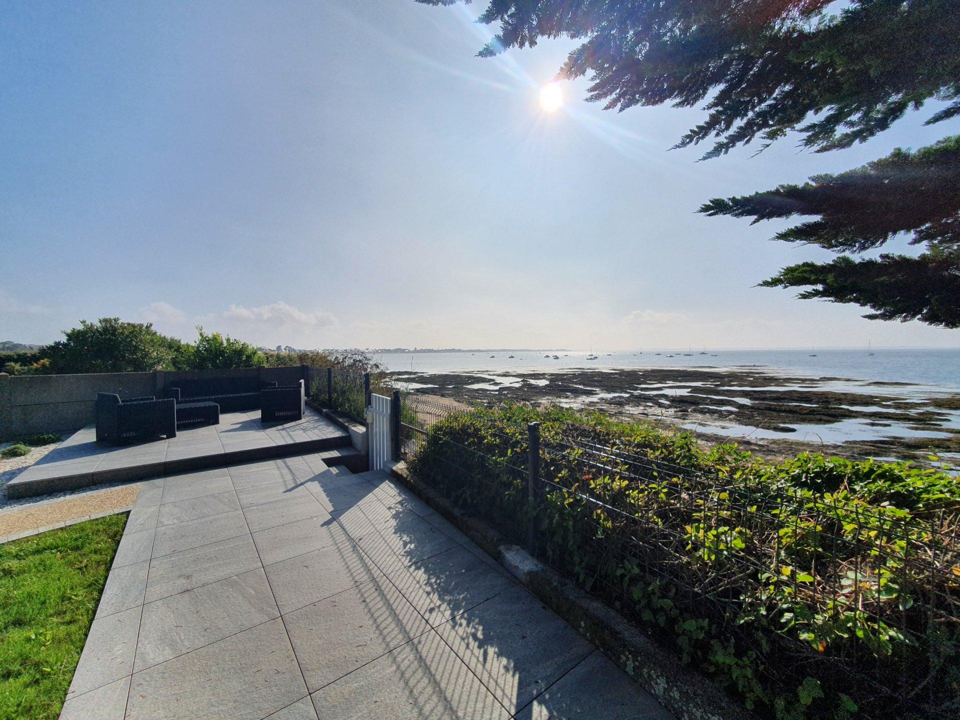 Maison à louer à Damgan Maison avec accès direct à la mer