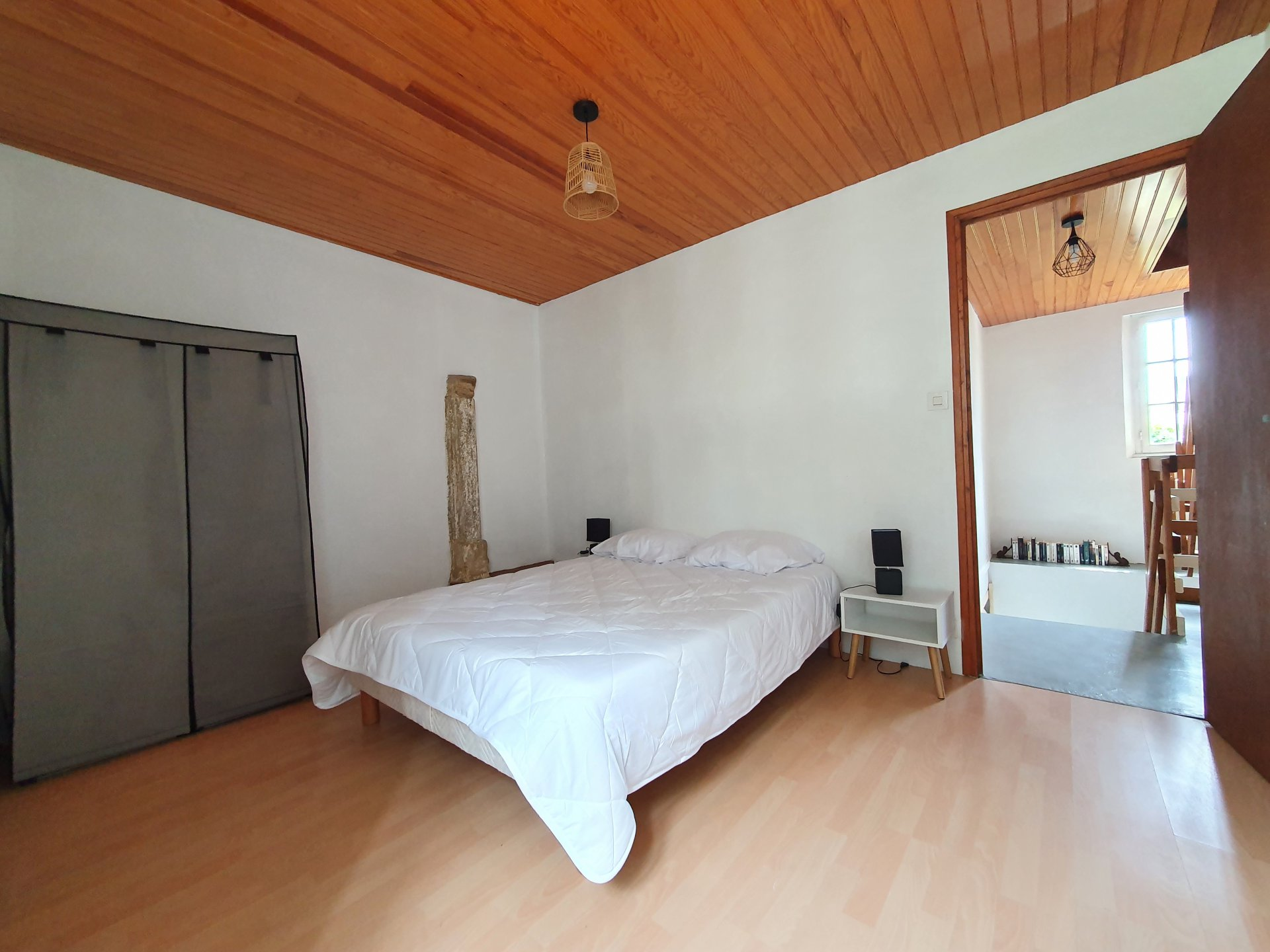 Maison à louer à Damgan Port de pénerf - Maison de vacances pour 5 personnes