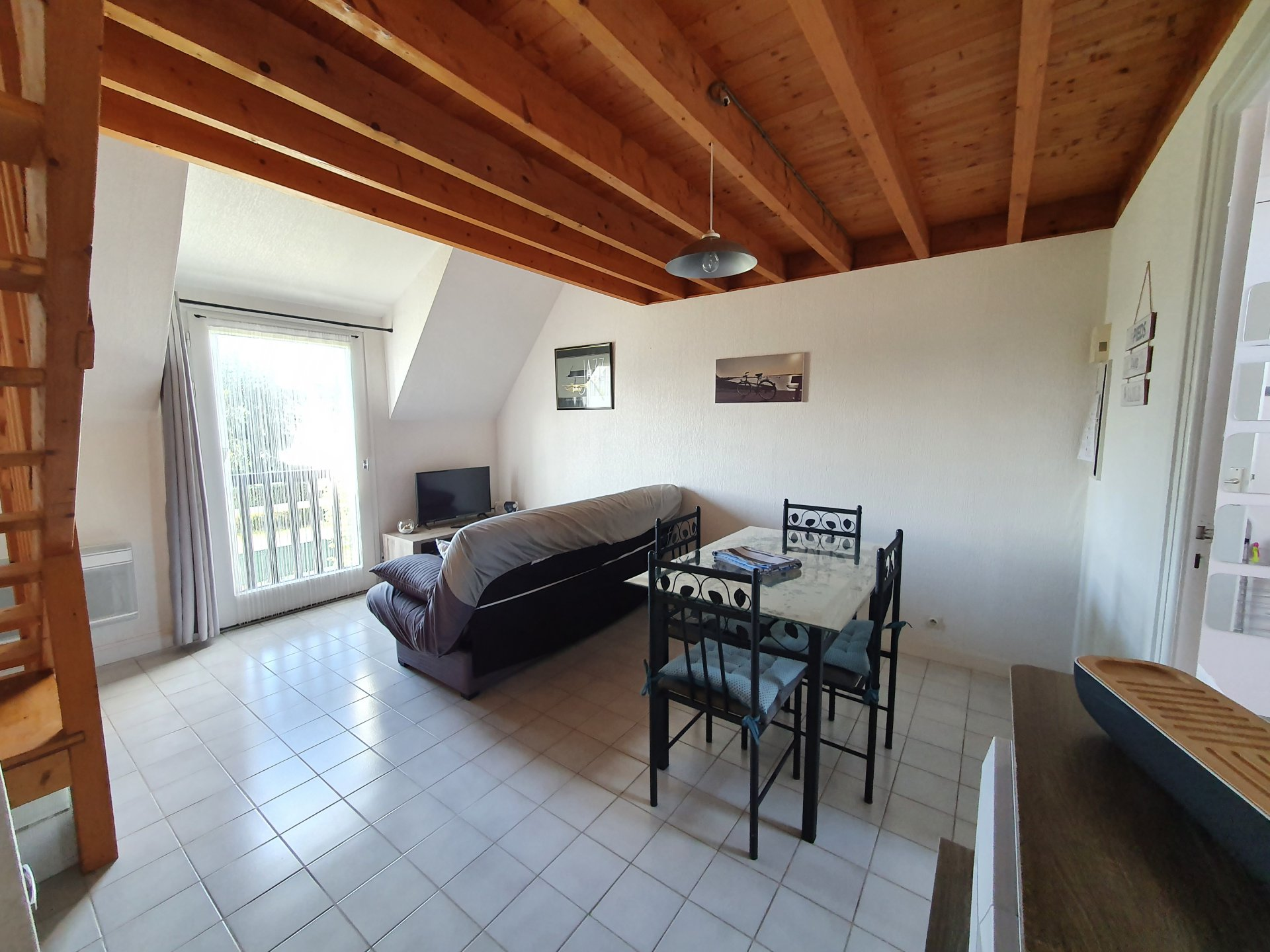 Appartement à louer à Damgan Appartement situé à 600m du centre de Damgan et des plages
